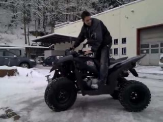 Adly Hurricane 280 / 320, on Ice,  ATV / QUAD