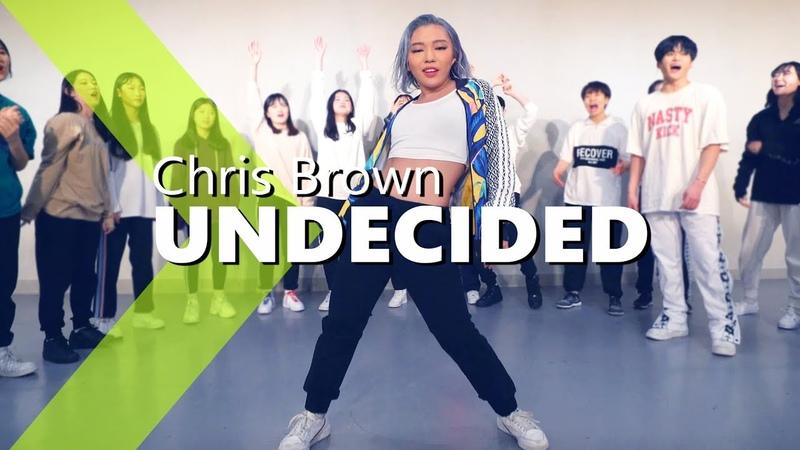 Chris Brown - Undecided LIGI Choreography.