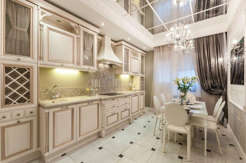 кухни очень красивые фото