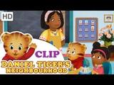 Daniel Tiger - Lunchtime with Teacher Harriet