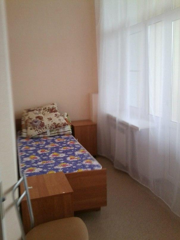 Комнаты в лагере