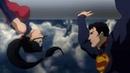 Wonder Woman Meets Superman   Justice League War 2014
