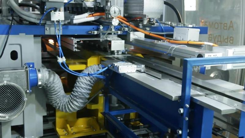 «Кропоткинский завод МиССП» Разработал новую модель автомата выдува полиэтилентерефталат-тары (online-video-cutter.com) (2)