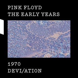 Pink Floyd альбом The Early Years 1970 DEVI/ATION