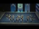 Cheerleading Senior Cheer All Girl Premier Norway NRC Tigers Bright