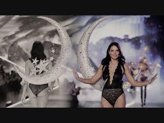 Victoria's secret angels bid farewell to adriana lima | access (rus sub)