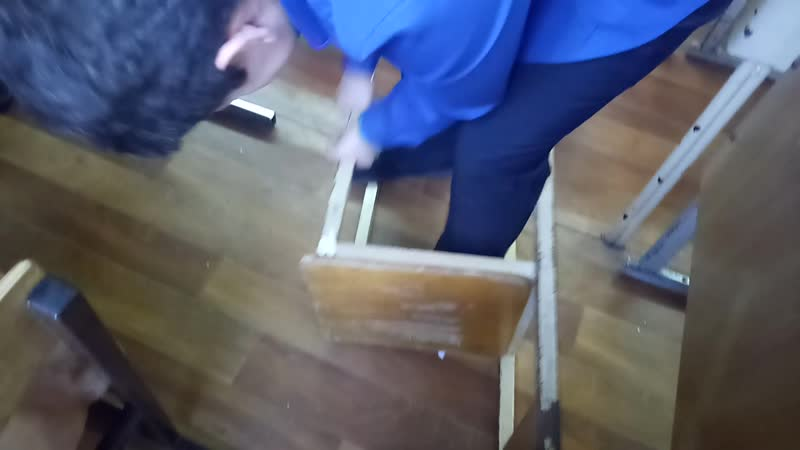 минус стул