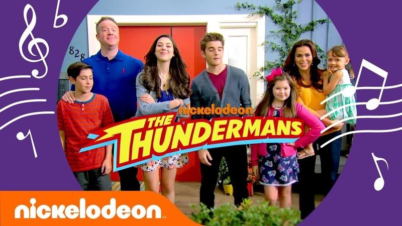 The Thundermans Theme Song 🌩️ Extended Version w/ NEW Lyrics | MusicMonday