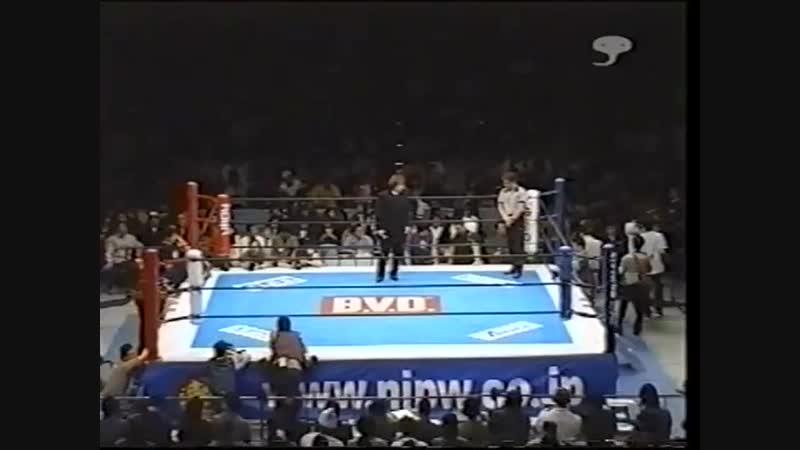 NJPW King Of Sports (28.03.2004)