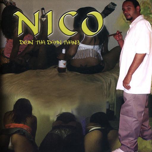 Nico альбом Doing Tha Damn Thang