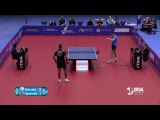 Apolonia Tiago vs Achanta Sharath Kamal (Bundesliga 2017/2018) Full Match Without Pauses