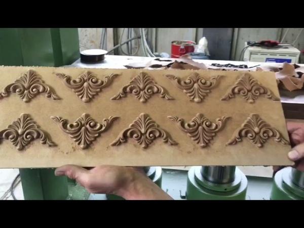Декор из пасты древесины итальянского производства от ООО Универсал Комплект Сервис г.Краснодар