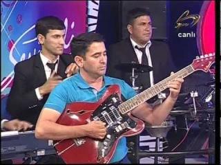 "Sevimli shou-Nofel Suleymanov-""Ay Dili Dili+Dilberim"". (Super ifa).SPACE TV, 08 07 2013"