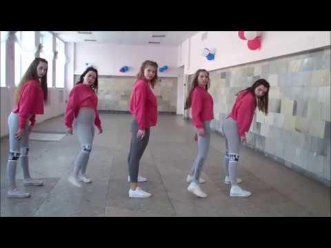 Танцевальный коллектив Heartbeat DLBM Miyagi Эндшпиль DLBM Долбим cover dance