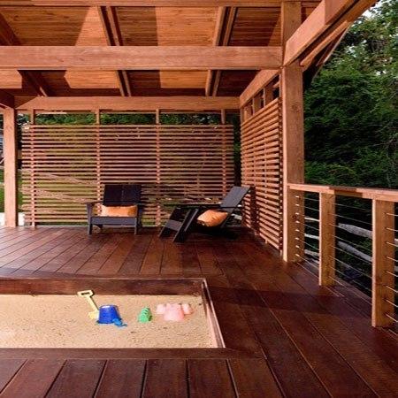 Уютная терраса на даче: 10 фото.