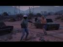 GTA Online Бася и Дэзмант ебашут деревенщин!