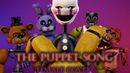 [FNAF SFM] The Puppet Song Female Cover   Cut the Strings