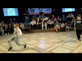 """Адель vs Пушок на """"Очпочмак fest"""
