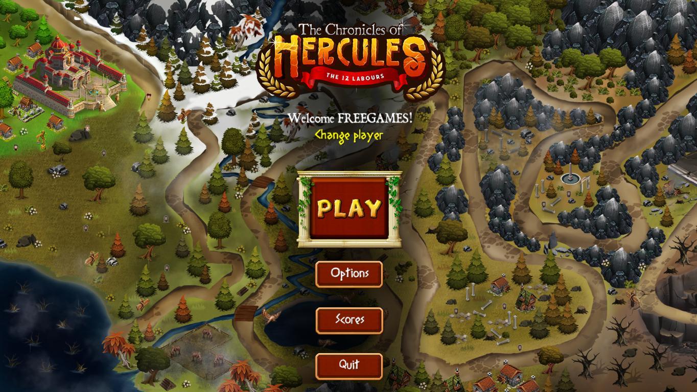 Хроники Геракла: 12 подвигов | The Chronicles of Hercules: The 12 Labours (En)