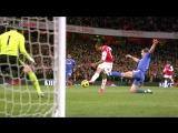 ТОП 5 лучших голов Арсенала в ворота Челси
