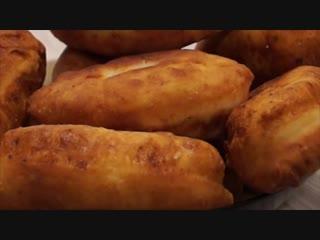 Пирожки тающие во рту из творожного теста Самое Быстрое и Вкусное тесто для пирожков