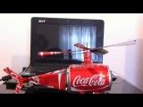 Helicóptero Cocacola Hojalata Как Сделать Вертолёт