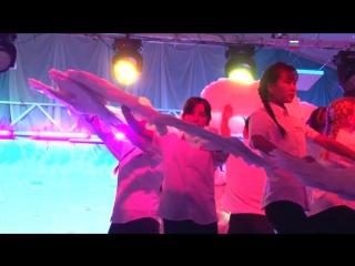 Супер-проект Танцы в Смене в ВДЦ Смена