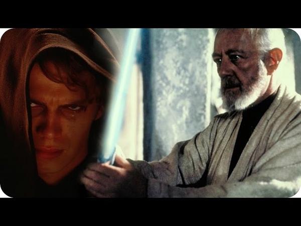 Obi Wan Remembers Anakin The Truth Flashbacks Remastered