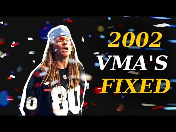 Guns N Roses - How 2002 Vma's should have sounded like
