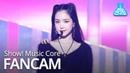 예능연구소 직캠 APINK - Eung Eung SON NA EUN, 에이핑크 - 응응 손나은 @Show Music core 20190112