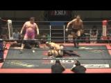 Kohei Sato, Hideki Suzuki (c) vs. Shogun Okamoto, Yutaka Yoshie (ZERO1 - 26.10.2017)