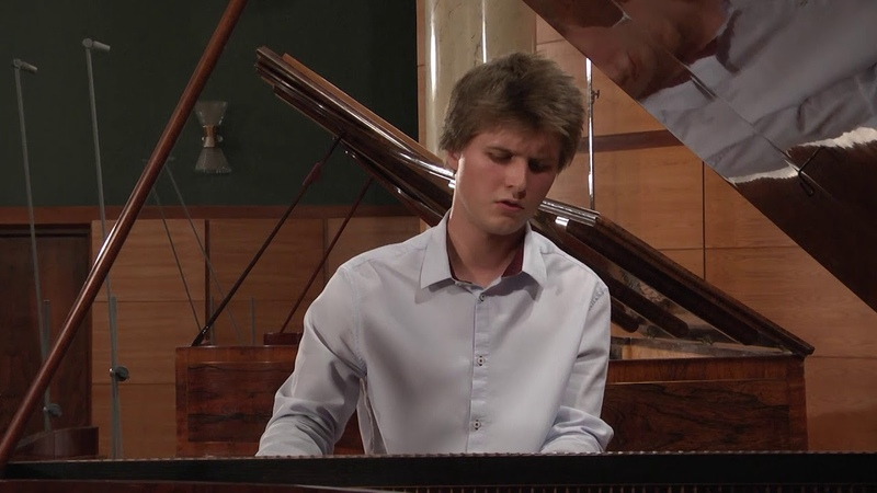 Tomasz Ritter – F. Chopin, Polonaise in G sharp minor [Op. posth.] (First stage)