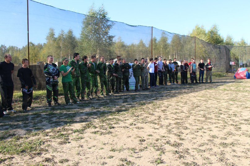 иваново пейнтбол - турнир клубов