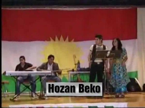Hozan Beko- Auropa Newroz
