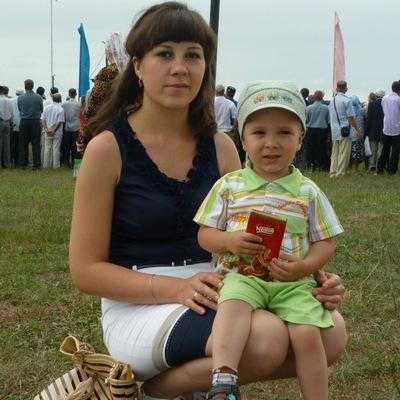 Лилия Мустафина, 5 января , Бугуруслан, id205471192