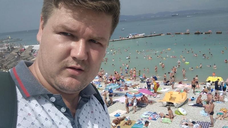 Незабываемый псык на Кабардинских островах, пляж Моча-мачо !!