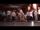 Meech, Frankie J, Babson @ House Dance UK 2013 - Judge Demo's