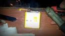 Контактная сварка аккумулятора от meizu m2 mini, BT43C,Battery