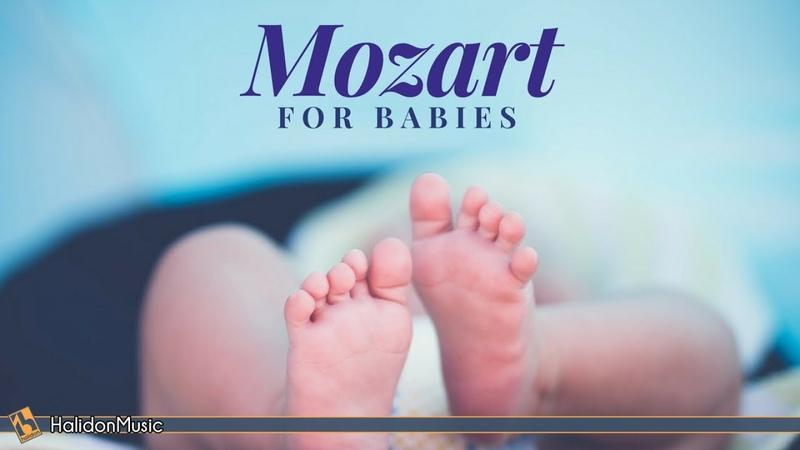 Mozart for Babies Brain Development