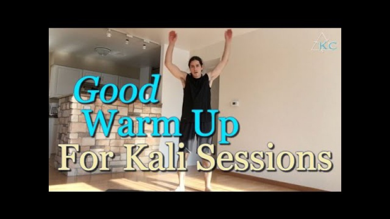 Secret Kali Warm Up - Filipino Martial Arts, Arnis, Escrima