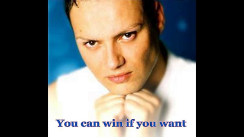 Mark Ashley - You can win if you want [Dieter Bohlen song] [HD/HQ]