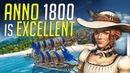 ANNO 1800 is Excellent! Closed Beta Gameplay Review