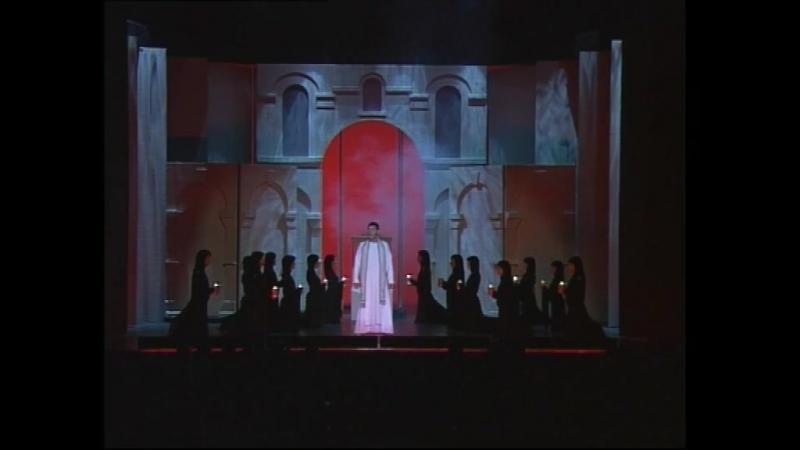 Elisabeth – Die Legende einer Heiligen - Eisenach 2008 - Akt 1