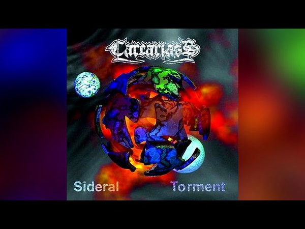 Carcariass - Sideral Torment (Full album HQ)