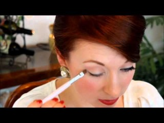 Joan Holloway (Mad Men) Makeup Tutorial!