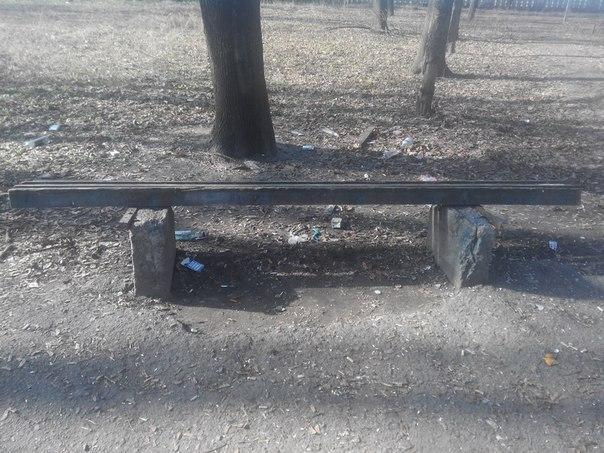 Жуткий парк обнаружили харьковчане (ФОТО)