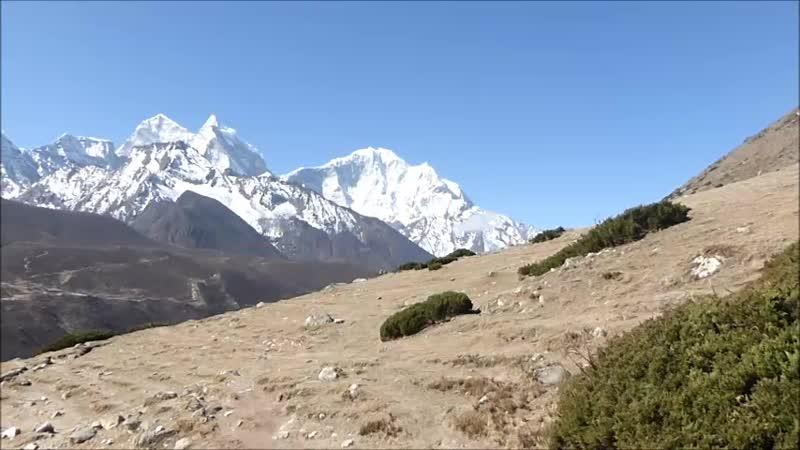 07 мая 2018 Непал. Переход Фериче - Тенгбоче