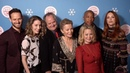 'The Christmas Contract' Cast It's a Wonderful Lifetime Event Red Carpet