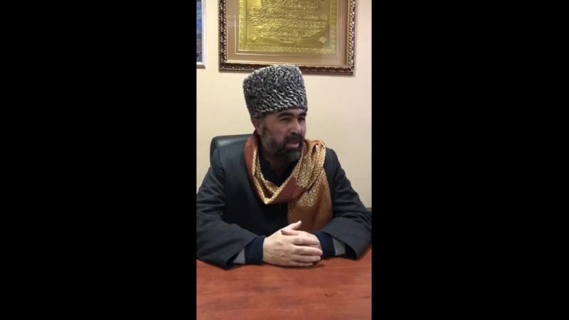 Haci Malik Birinci Islam Şahadəti 3-ci hissə