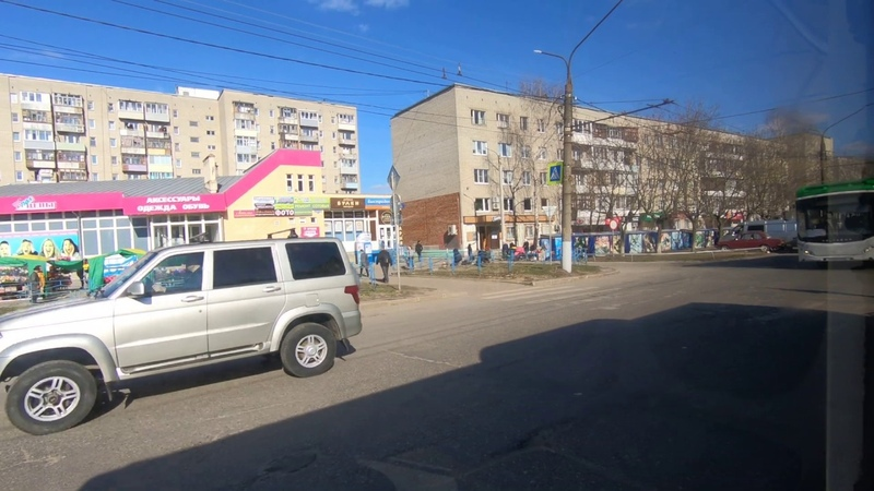 Владимир, маршрут 27 Volgabus-5270.G2, Х 527 НВ 33 Vladimir bus, route 27